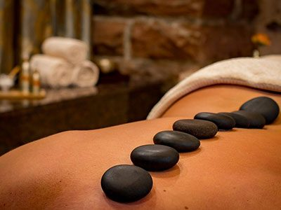 massage in corfu